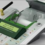 Könnyű papírcsere - Euro-50TE Mini online pénztárgép