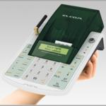 Kis méret - Euro-50TE Mini online pénztárgép