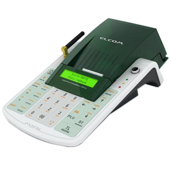 EURO-50TE mini online pénztárgép használata