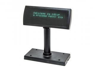 Euro LD-220 külső kijelző RS232 2