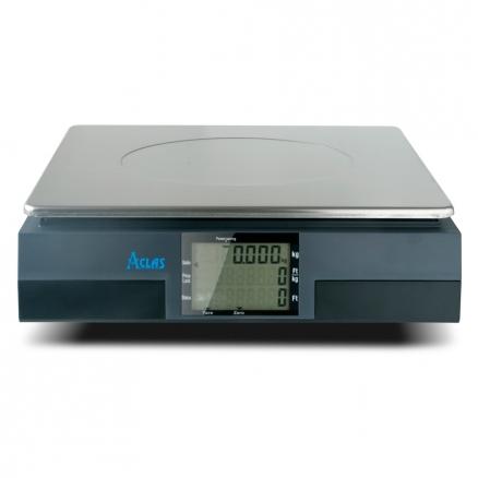ACLAS PS1B mérleg 15kg lapos kivitel