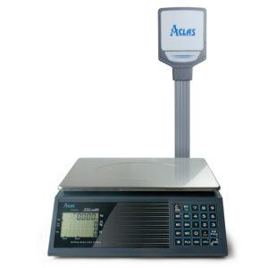 ACLAS PS1B mérleg tornyos kivitel hitelesítve 01