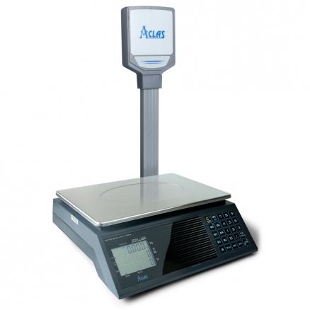 ACLAS PS1B mérleg tornyos kivitel hitelesítve 03