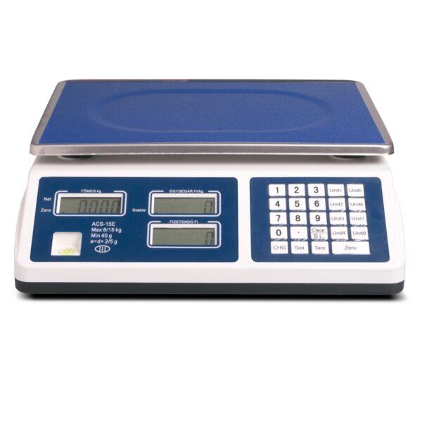 ACS-15-EP árszorzós mérleg lapos 01
