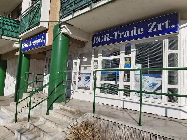 ECR-TRADE Pénztárgép Zrt.