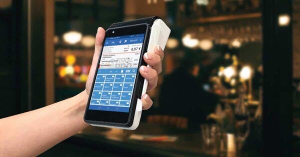 FiskalPRO N3 bankkártya terminál