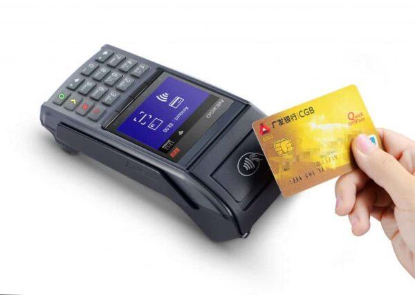 FiskalPRO T2 bankkártya terminál 2