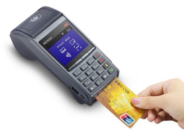 FiskalPRO T2 bankkártya terminál 3