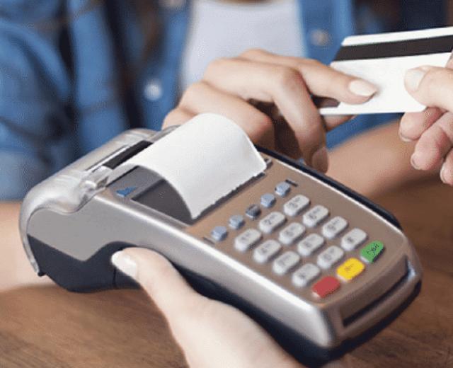 FiskalPRO VX 520 bankkártya terminál